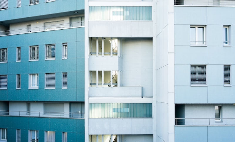apartment with balcony zurich