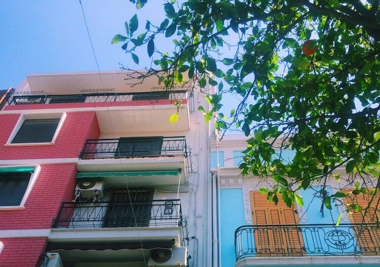 apartments block