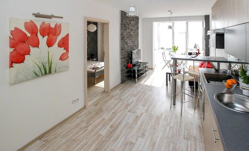 bigger apartment in switzerland