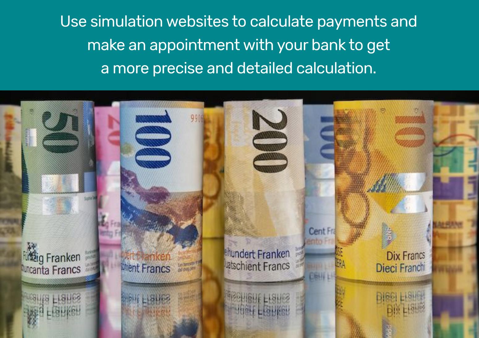 financial simulation