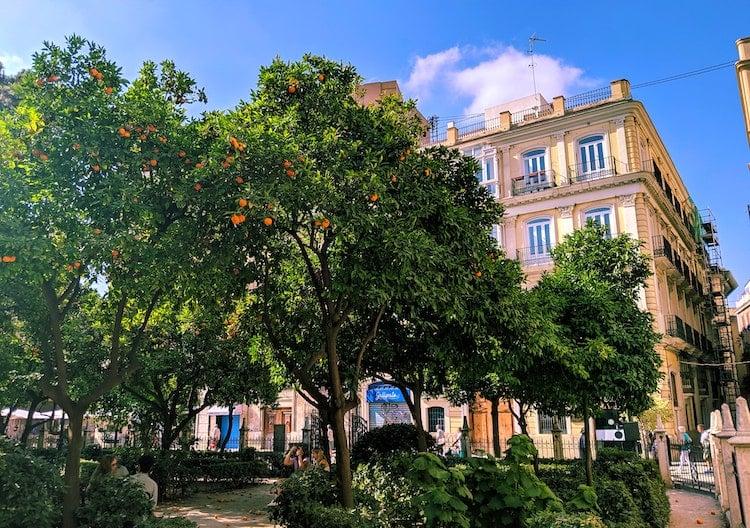 property in valencia