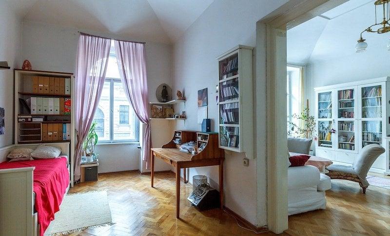small apartment switzerland