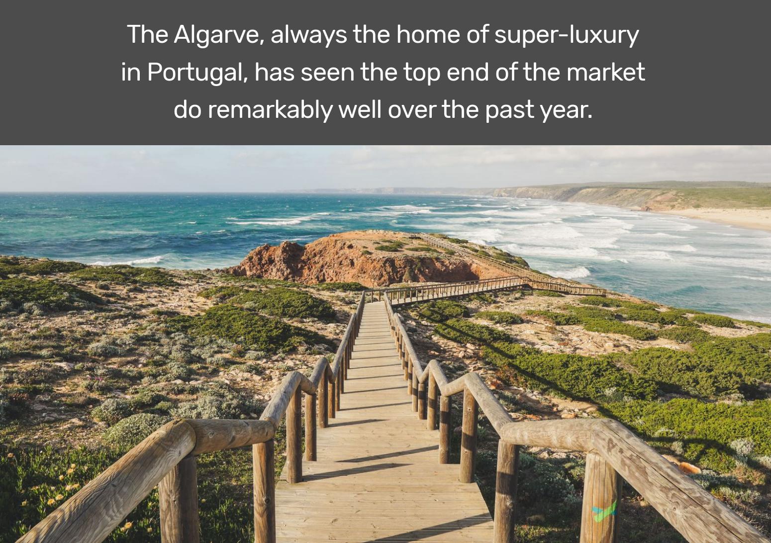 thee algarve luxury market